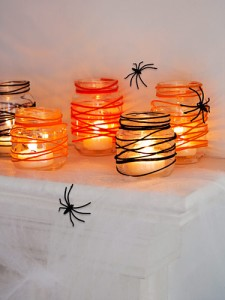 halloween votives